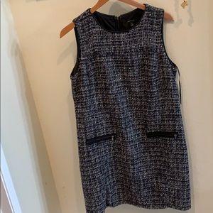 Ann Taylor work dress sleeveless